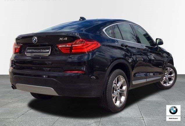 Left hand drive BMW X4  xDrive 20d SPANISH REG