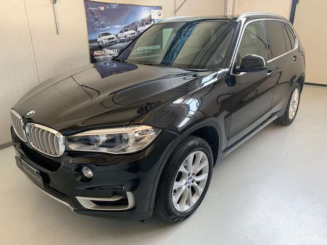 Left hand drive BMW X5  xDrive25d Experience