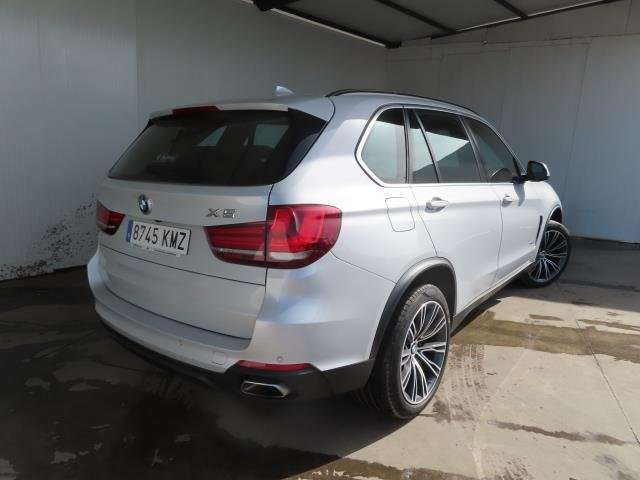 Left hand drive BMW X5 X5 XDRIVE30