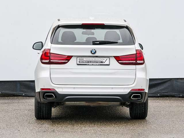 Left hand drive BMW X5 xDrive35i Head-Up