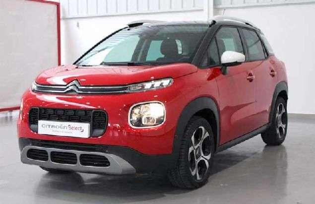 Left hand drive CITROEN C3 AIRCROSS  1.5 BLUEHDI 88KW SHINE SPANISH REG