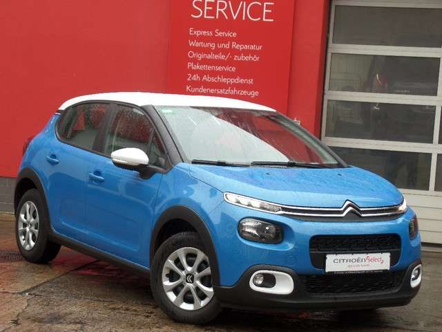 Left hand drive CITROEN C3 C3 PT68 Feel