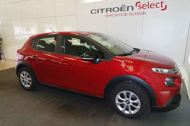 Left hand drive CITROEN C3 1.2 PureTech Feel SPANISH REG
