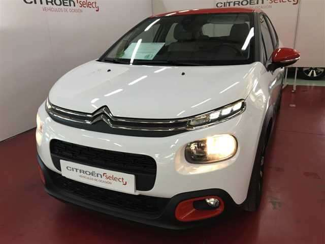 Left hand drive CITROEN C3  BlueHDi S&S FEEL SPANISH REG