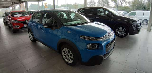 Lhd CITROEN C3 (02/2018) - BLUE