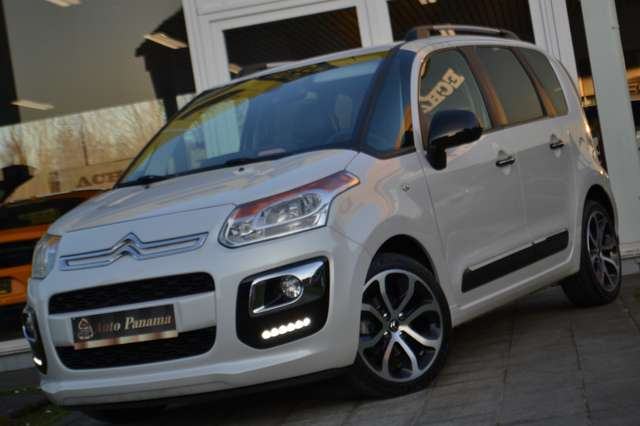 Left hand drive CITROEN C3 PICASSO  Picasso 1.6 BlueHDi Exclusive