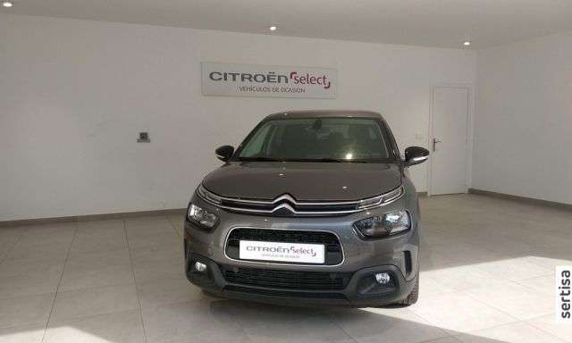 Left hand drive CITROEN C4 CACTUS Cactus BlueHDi 100CV FEEL SPANISH REG