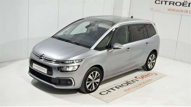 Left hand drive CITROEN C4 GRAND PICASSO 1.6BlueHDI Feel EAT6 120