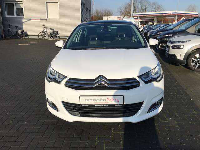 Left hand drive CITROEN C4  BlueHDi 120 Shine EAT6