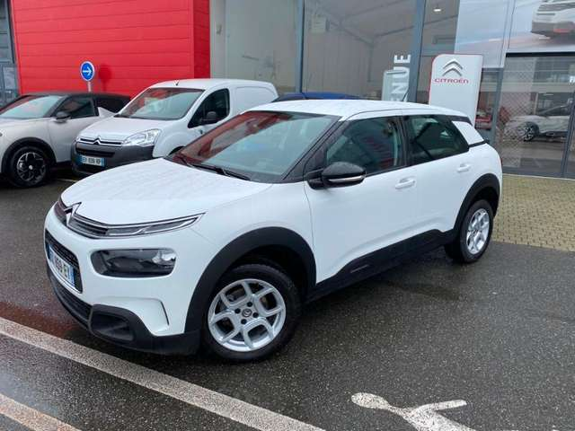 Left hand drive CITROEN C4 CACTUS Citroen C4 PureTech 110 Feel EAT6 FRENCH REG