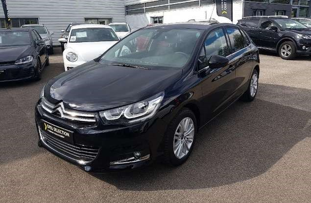 Left hand drive CITROEN C4 PureTech 130ch Millenium Business EAT6 FRENCH REG