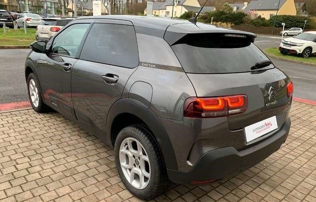 Left hand drive CITROEN C4 CACTUS PureTech 110ch S&S Feel Business BVM FRENCH REG