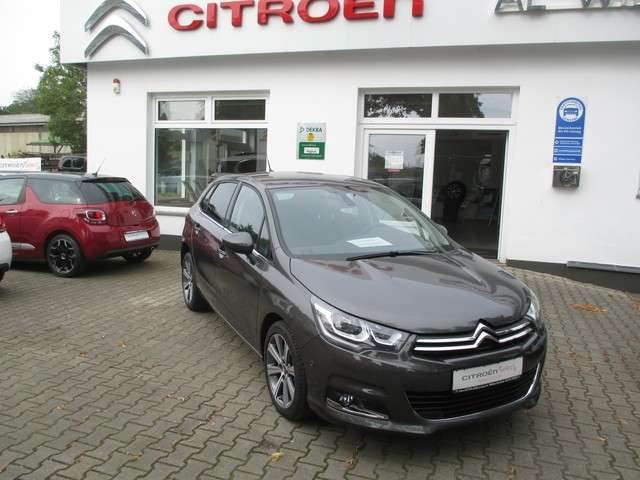 Left hand drive CITROEN C4 PureTech 130 Shine S&S EAT6
