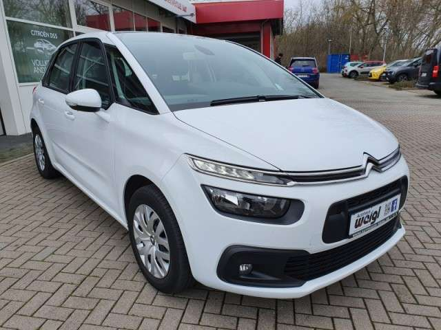 Left hand drive CITROEN C4 PICASSO THP 130 Feel