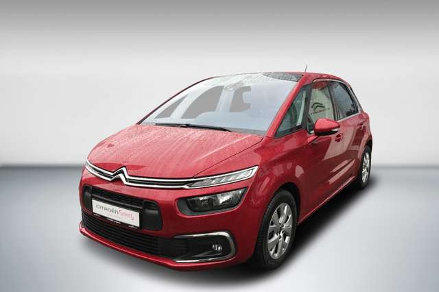 lhd CITROEN C4 PICASSO (03/2018) - RED