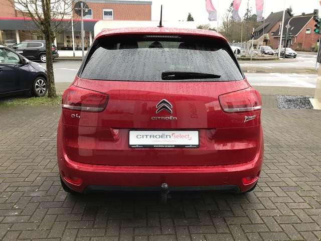 CITROEN C4 PICASSO (03/2018) - RED