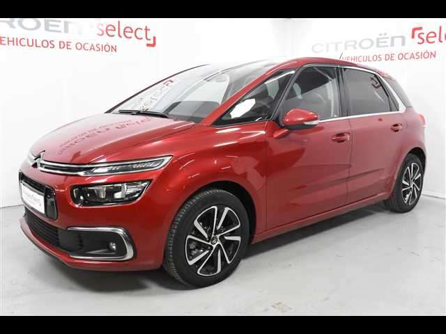 Left hand drive CITROEN C4 PICASSO SpaceTourer BlueHDi 96KW (130CV) Feel Spanish reg