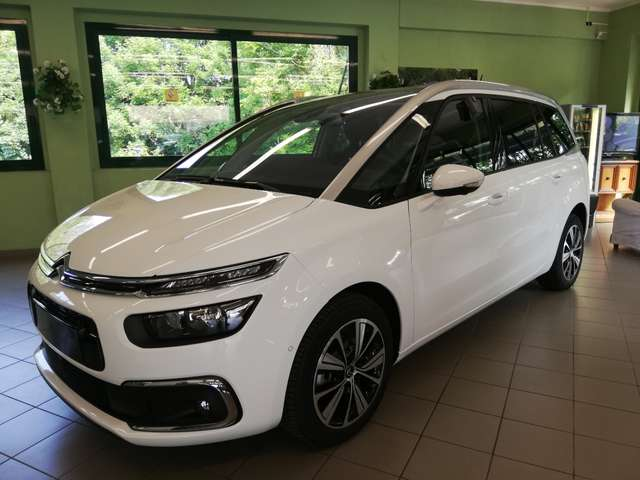 CITROEN C4 GRAND SPACETOURER (02/2019) - WHITE