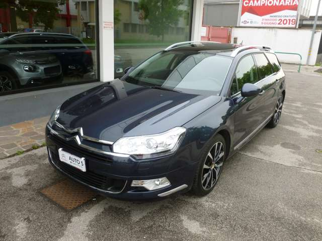 Left hand drive CITROEN C5 BlueHDi 180 EAT6 S&S Limited Edition
