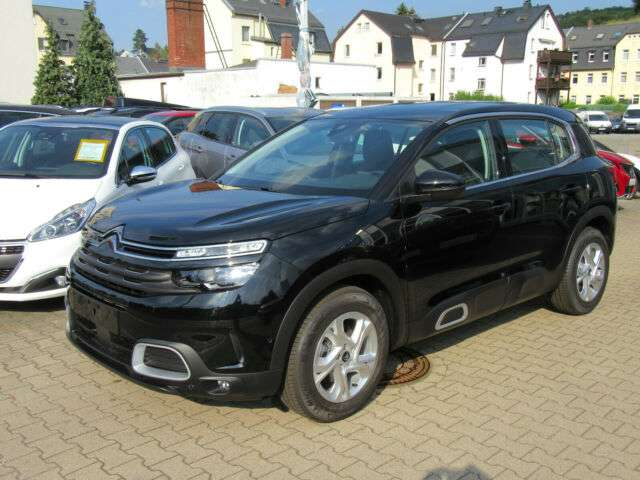Left hand drive CITROEN C5 AIRCROSS Live PT 180 HP -EAT