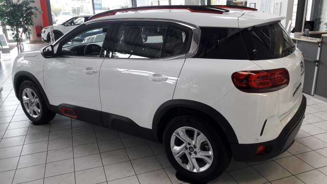 Left hand drive CITROEN C5 AIRCROSS Aircross BlueHDI 180 EAT8 Live