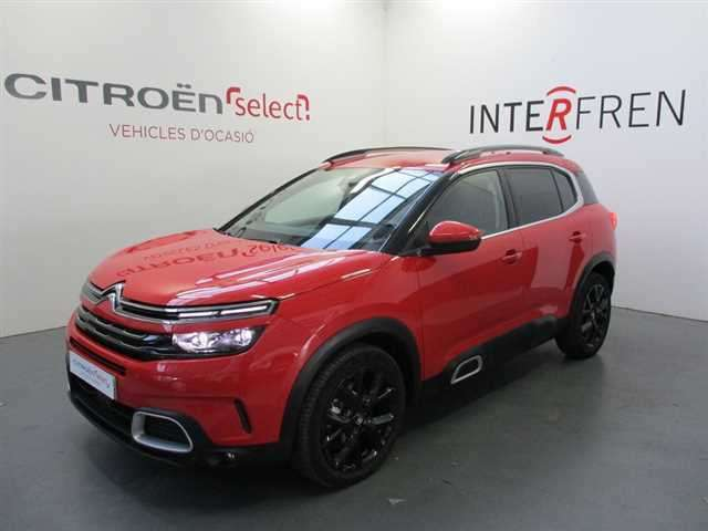 lhd CITROEN C5 AIRCROSS (01/2019) - RED
