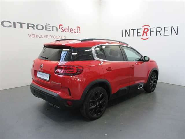 CITROEN C5 AIRCROSS (01/2019) - RED