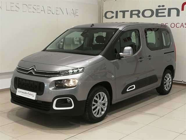 Left hand drive CITROEN BERLINGO BLUEHDI 130 S&S EAT8 FEEL SPANISH REG
