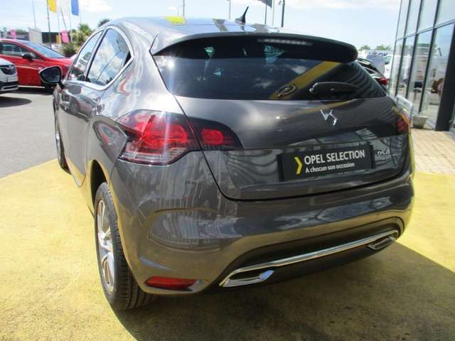 Left hand drive CITROEN DS4 1.6 e-hdi115 airdream so chic etg6 FRENCH REG