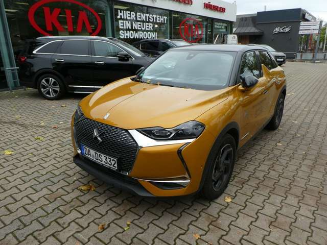 Left hand drive CITROEN DS3  Crossback PureTech 155 Aut. SO CHIC