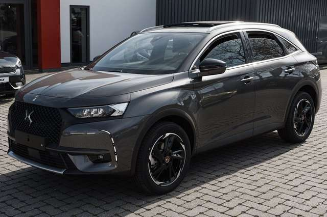Left hand drive CITROEN DS7 Crossback BlueHDI 180 Aut. PERFORM