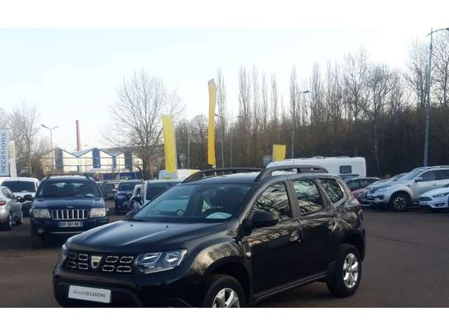 Left hand drive DACIA DUSTER 6 CONFORT 4x2 DCI FRENCH REG