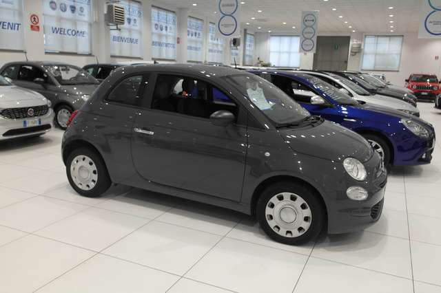Left hand drive FIAT 500 1.3 Multijet 95 CV POP
