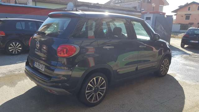 Left hand drive FIAT 500L 1.3 Multijet 95 CV Cross
