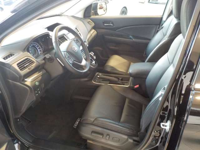 Left hand drive HONDA CR V  1.6 i-DTEC 4WD Executive