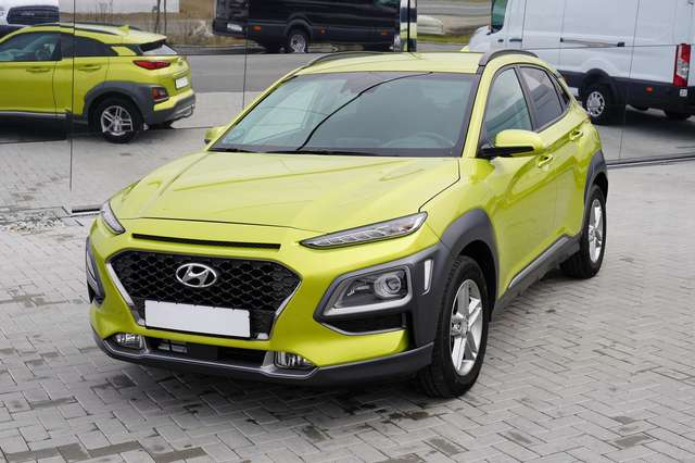 Left hand drive HYUNDAI KONA  1.6 CRDi Premium AT LED AHK