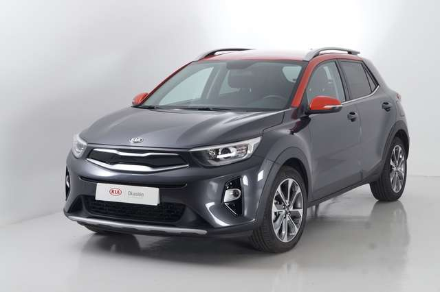 KIA STONIC (03/2018) - BLACK RED