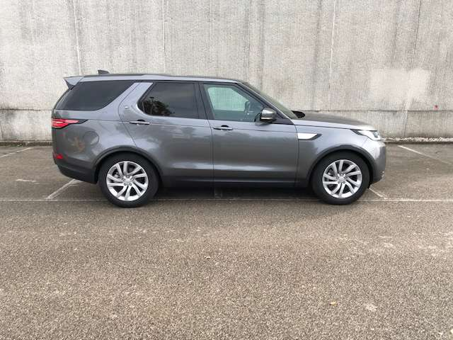 Left hand drive LANDROVER DISCOVERY Discovery 5 TD6 HSE