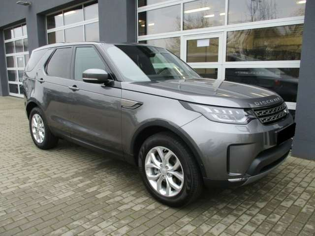 Left hand drive LANDROVER DISCOVERY  2.0 SD4 SE 19