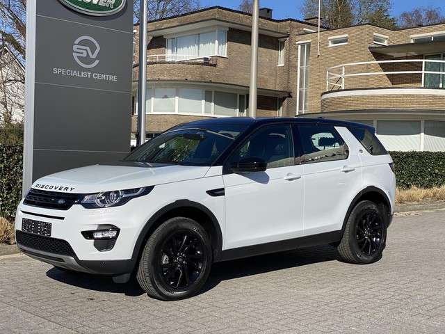 Left hand drive LANDROVER DISCOVERY SPORT SE