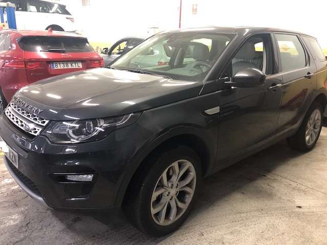 lhd LANDROVER DISCOVERY SPORT (05/2019) - GREY
