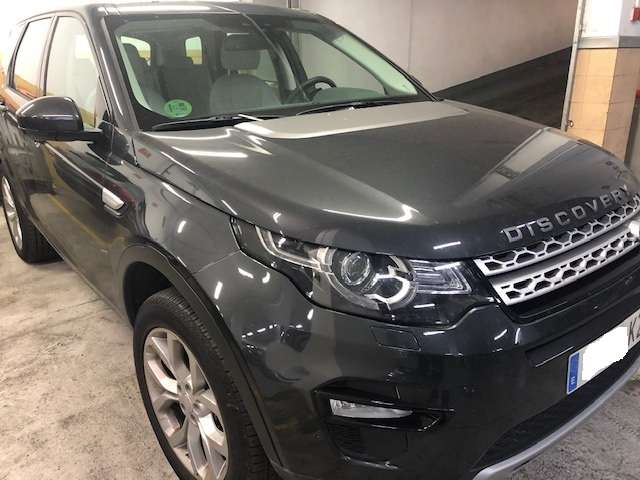LANDROVER DISCOVERY SPORT (05/2019) - GREY