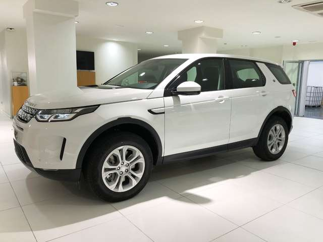 Left hand drive LANDROVER DISCOVERY SPORT  2.0SD4 HSE 4x4 Spanish reg