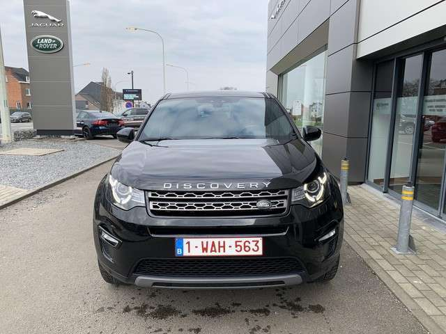Left hand drive LANDROVER DISCOVERY SPORT  Sport TD4 150 SE