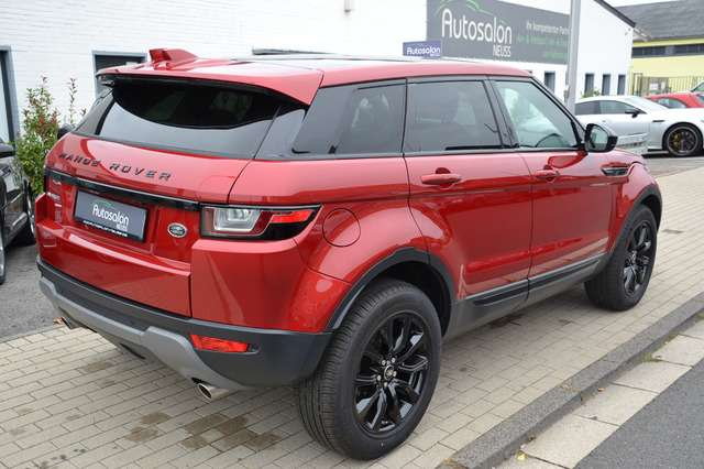 Lhd LANDROVER RANGE ROVER EVOQUE (03/2019) - RED