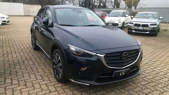 lhd MAZDA CX-3 (03/2018) - GREY