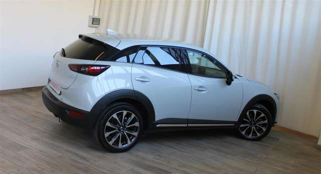 Left hand drive MAZDA CX-3 1.8 SKYACTIV-D 2WD EXCEED