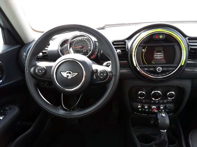 Left hand drive MINI CLUBMAN AUTOMATIC SPANISH REG