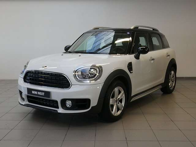 Left hand drive MINI COUNTRYMAN AUTO SPANISH REG