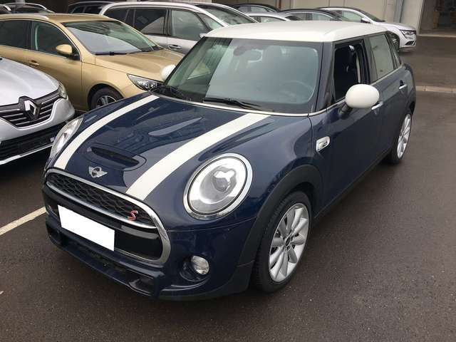 lhd MINI COOPER (02/2018) - BLUE